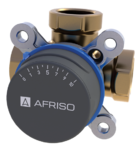 """купить AFRISO ARV382 клапан 3-ходовой Rp 3/4"""" DN20 kvs 6,3 (1338200)"""
