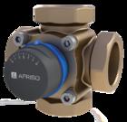 """купить AFRISO ARV484 клапан 4-ходовой Rp 1"""" DN25 kvs 12 (1348400)"""