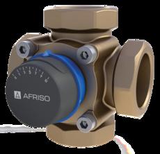 "AFRISO ARV484 клапан 4-ходовой Rp 1"" DN25 kvs 12 (1348400)"