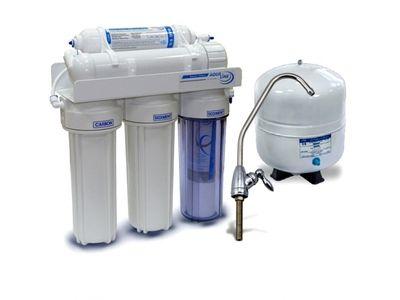 Система обратного осмоса Aqualine RO 5 цены