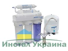 Система обратного осмоса Aqualine RO 6