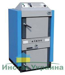 Твердотопливный пиролизный котел Atmos AC 25 S