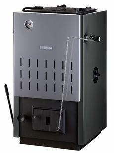 Твердотопливный котел Bosch Solid Solid 2000 B-2 SFU 24 HNS - Стальной котел