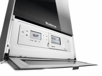 Пульт управления настенным/напольным котлом Buderus Logamatic RC300 цена