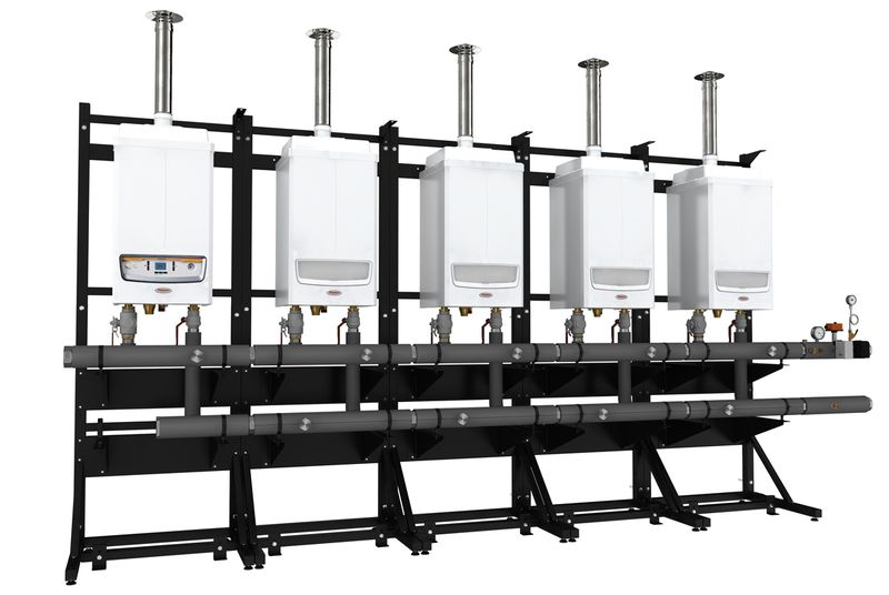 Газовый конденсационный котел Immergas Victrix Pro 100 1 I