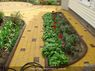 Тротуарная плитка Старый город (серый) (8 см)