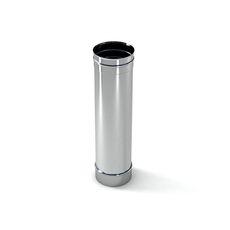 EWO Smoke ТРУБА из нержавеющей стали AISI 321 L=0,5м, 1мм ф300