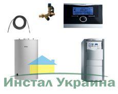 Пакет Vaillant ecoVIT exclusiv VKK 286+VIH R200+VRC470 (0020200219)