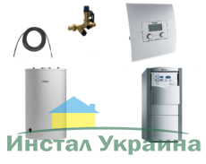 Пакет Vaillant ecoVIT exclusiv VKK INT 366+VIH R200+VRC 630 (0020201497)