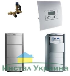 Пакет Vaillant ecoVIT exclusiv VKK INT 366+VIH K 300+VRC 630 (0020201519)