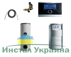 Пакет Vaillant ecoVIT exclusiv VKK INT 366+VIH R300+VRC470 (0020200224)