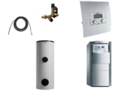 Пакет Vaillant ecoVIT exclusiv VKK INT 366+VIH R300+VRC 630 (0020201498)