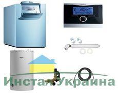 Пакет Vaillant ecoVIT plus VK INT 306+VIH R 150+VRC470 (0020200205)