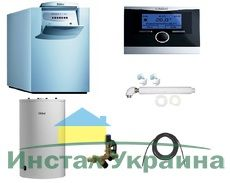 Пакет Vaillant ecoVIT plus VK INT 306+VIH R 120+VRC470 (0020200204)