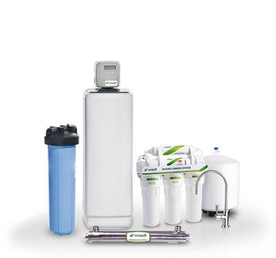 Готовое решение для очистки воды Ecosoft Ecosmart 2 цены