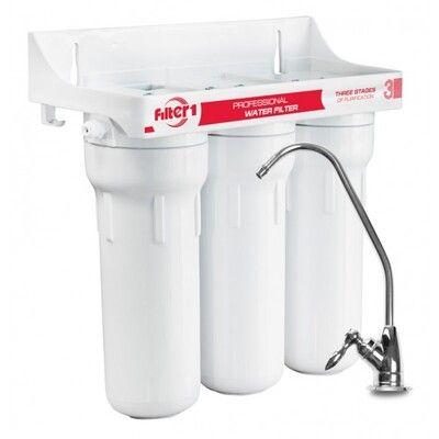 Тройная система очистки воды Filter1 цена