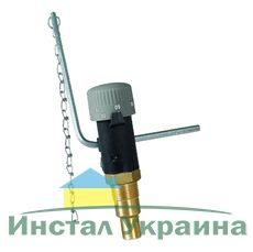 Регулятор тяги для твердотоплевных котлов тип FR 1 Afriso DN 20 T=30-90 G 3/4