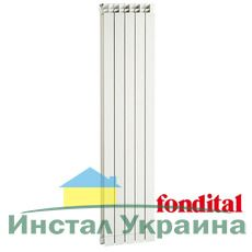 Радиатор алюминиевый Fondital GARDA Dual Aleternum 1400/80