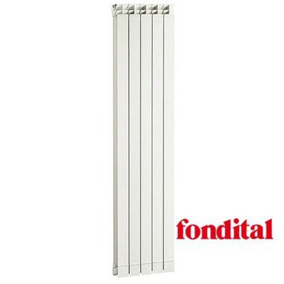 Радиатор алюминиевый Fondital GARDA Dual Aleternum 1600/80 цена