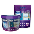 купить Polimin Fuga Superflex антигрибковая эластичная затирка для межплиточных швов (цвет черный)