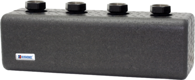 Коллектор для двух насосных групп c встроенным гидравлическим разделителем ESBE GMA221 (66000300) цена