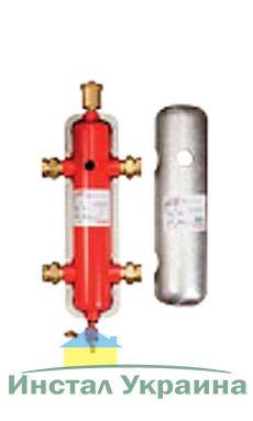 Giacomini гидравлический сепаратор с комплектом теплоизоляции 2`
