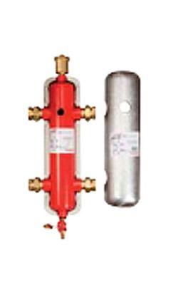 Giacomini гидравлический сепаратор с комплектом теплоизоляции 1` 1/4 цены