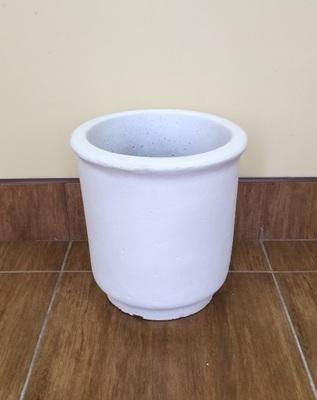 Бетонная ваза Глория 330х315 (белый) цена