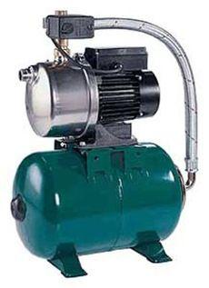 Насосная установка Grundfos HydroJet JP6 (24 л)