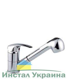 Смеситель для кухни Mixxen ЛУНА HB7882495C