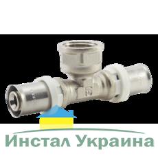 """PRESS Тройник FADO Внутр. 32x3/4""""x32 (HDT16)"""