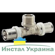 """PRESS Тройник FADO Нар. 32x3/4""""x32 (HDT26)"""