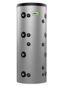 Теплоаккумулирующая емкость Reflex HF/28500810 1500L/2 HF (серебряный)