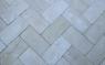 Тротуарная плитка Террасная доска Терраса (малая) ваниль 200х100