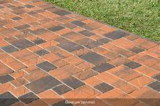 Тротуарная плитка Венеция (латина) (6 см)