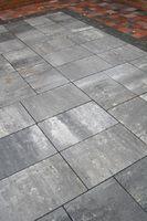 Тротуарная плитка Монолит 600х400 (серый) (8 см)