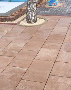 Тротуарная плитка Монолит 600х400 (тренто) (8 см)