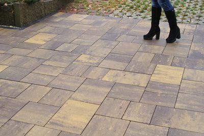 Тротуарная плитка Модерн (генуя) (6 см) цены