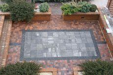 Тротуарная плитка Монолит 600х400 (грейс) (8 см)