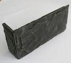 купить Угловой элемент из искусственного камня Сланец графит