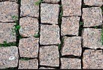 Брусчатка колотая Емельяновское месторождение 100х100х50