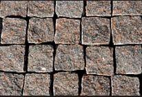 Брусчатка колотая Новоданиловское месторождение 100х100х50 цена