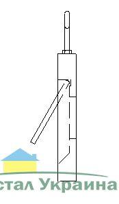 Oventrop Обратный клапан межфланцевое исполнение Ду 50, 1072550