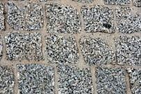 Брусчатка колотая Покостовское месторождение 200х100х100 цена