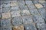Брусчатка колотая Константиновское месторождение 100х100х100
