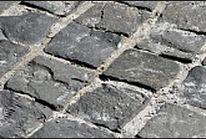 Брусчатка колотая Базальт 70х70х70