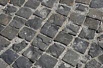 Брусчатка колотая Базальт 50х50х50
