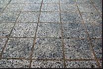 Брусчатка пиленая Покостовское месторождение 100х100х50