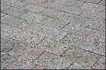 Брусчатка пиленая Межиричское месторождение 100х100х50