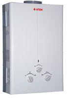купить Газовая колонка Aton ВПГ20-10D (дым.; 10 л/мин)